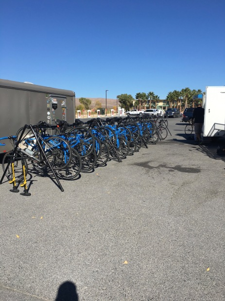 Day 1 Bike Setup