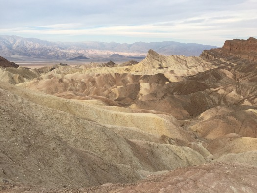 Day 4 Zabriskie Point