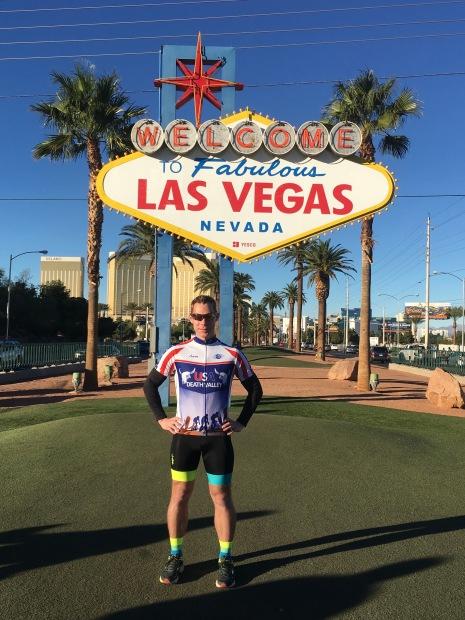 Day 5 Me Vegas Sign