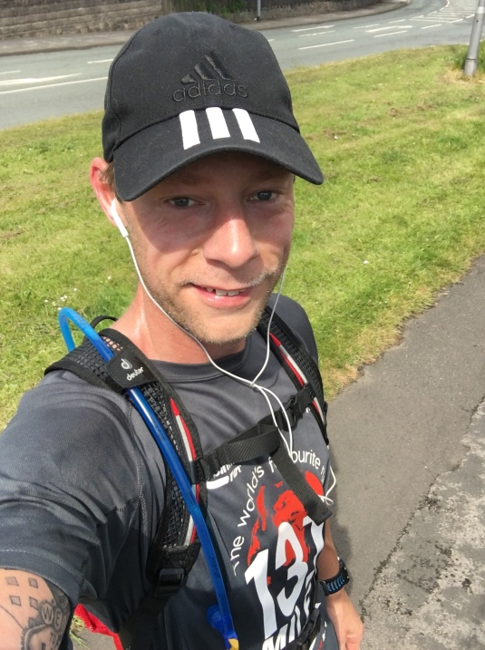 The Cheshire Runner on a Half Marathon Tempo Run