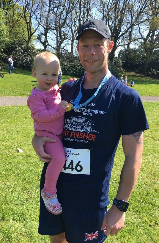 Heaton Park 10K Medal