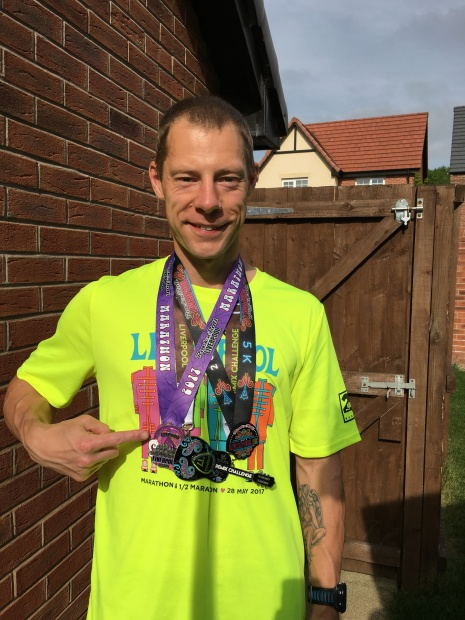 Rock n Roll Liverpool Marathon 7 (28-05-17)