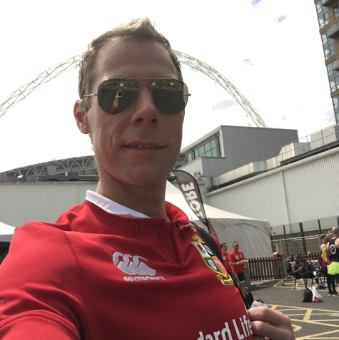 Mark - Wembley Survival of The Fittest (08-07-17)