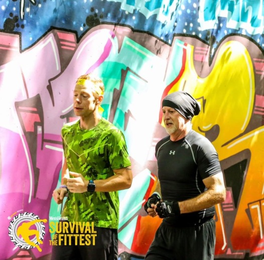 Men's Health Survival of the Fittest London 3 (08-07-17)