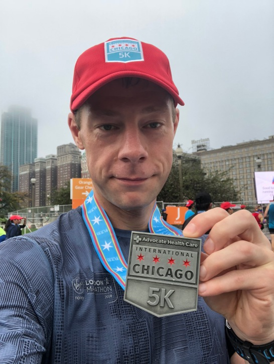 Chicago 5k 2018 9