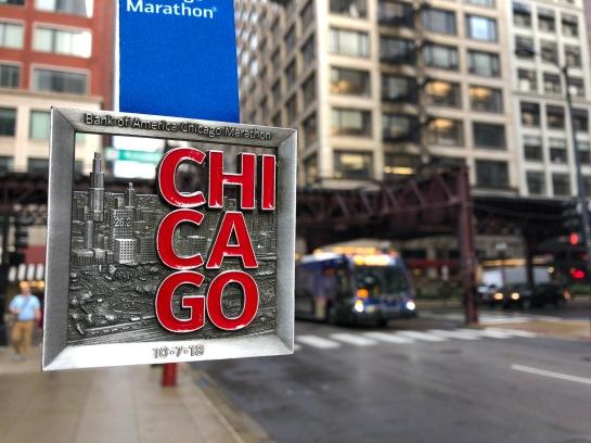 Chicago Marathon 2018 1