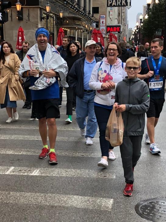Chicago Marathon 2018 18