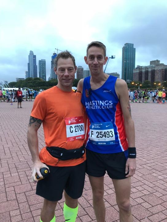 Chicago Marathon 2018 8