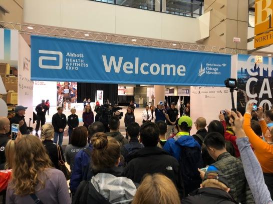 Chicago Marathon 2018 - Expo 3