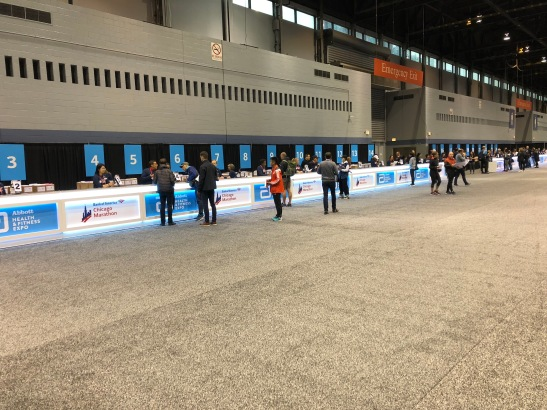 Chicago Marathon 2018 - Expo 7