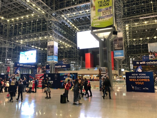 New York City Marathon 2018 Expo 1