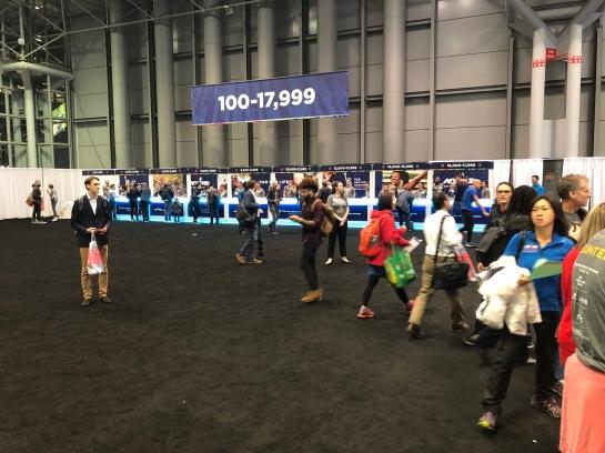 New York City Marathon 2018 Expo 2