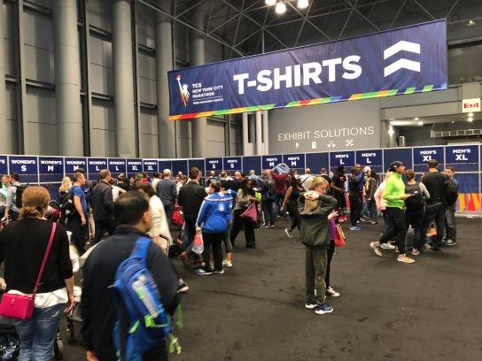 New York City Marathon 2018 Expo 4